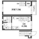 西新宿五丁目 3分マンション / 1DK(28.2㎡) 部屋画像1