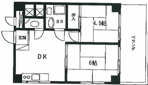 グランドール佐久間ビル / 9階 部屋画像1