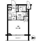 パークキューブ神田 / 1K(23.20㎡) 部屋画像1