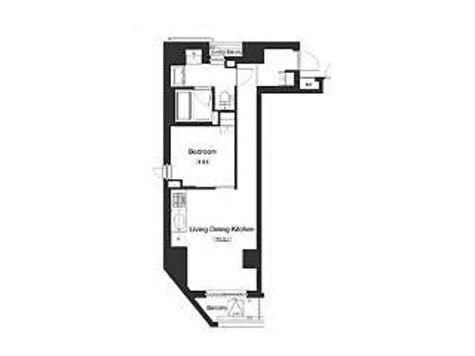 プライムアーバン笹塚(旧アパートメンツ笹塚) / 1LDK(44.39㎡) 部屋画像1