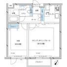 参宮橋マンション / 1LDK(49.18㎡) 部屋画像1