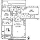 コスモリヴェール三軒茶屋 / 3LDK(127.94㎡) 部屋画像1