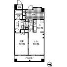 ガーネットコート四谷 / 1LDK(51.19㎡) 部屋画像1