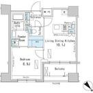 パークアクシス茅場町 / 1LDK(40.55㎡) 部屋画像1