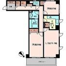 コロネード市ヶ谷 / 2LDK(69.83㎡) 部屋画像1