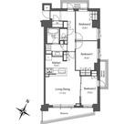 アパートメンツ中野弥生町 / 3LDK(72.10㎡) 部屋画像1