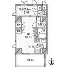 アーデン木場 / ワンルーム(39.09㎡) 部屋画像1