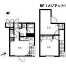 リーガランド恵比寿 / 2LDK(49.6㎡) 部屋画像1