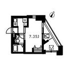 サウンドおしあげ / 1K(22.39㎡) 部屋画像1