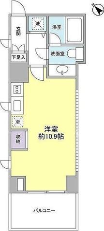 プロスペクト渋谷道玄坂 / 1R(30.29㎡) 部屋画像1