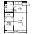 ヨコヤマビル / 402 部屋画像1