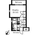 ティエラ白金高輪 / ワンルーム(30.28㎡) 部屋画像1
