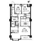 サンクレスト石神井公園 / 3LDK(86.94㎡) 部屋画像1