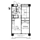 ソレイユ西六郷 / 2DK(51.7㎡) 部屋画像1