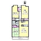 エクレール藤沢善行 / 3LDK(75.15㎡) 部屋画像1