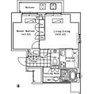 アルティスコート南青山 / 1LDK(52.08㎡) 部屋画像1