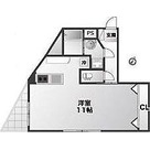88.HANEZAWA / 1R(33.98㎡) 部屋画像1