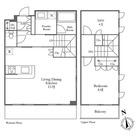 ガーデン富ヶ谷 / 1SLDK(64.98㎡) 部屋画像1