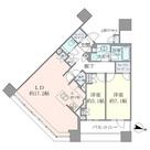 Brillia Towers目黒ノースレジ(ブリリアタワー目黒ノースレジ) / 2310 部屋画像1