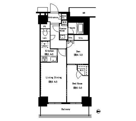 キャナルスクウェア豊洲 / 2階 部屋画像1