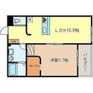 ガーデニアテラス上野毛 / 1LDK(44.10㎡) 部屋画像1