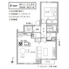 プレシャスメゾン目黒 / 101 部屋画像1