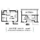 Residence Nakameguro(レジダンス ナカメグロ) / 302 部屋画像1