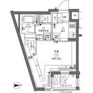 ZOOM中野坂上 / 1K'(27.49㎡) 部屋画像1