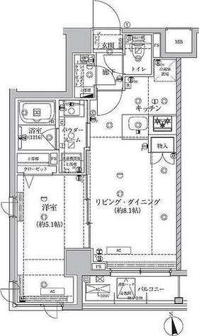 アルテシモ モーレ / 2階 部屋画像1