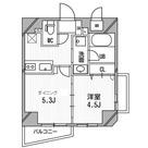 デュオステージ白金高輪 / 501 部屋画像1