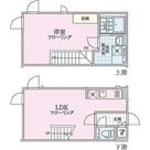 パークスクエア目黒不動前 / 1LDK(44.22㎡) 部屋画像1