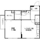 ヒルズ代沢4丁目 / 1LDK(41.18㎡) 部屋画像1