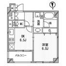 クリオ三田ラ・モード / 507 部屋画像1