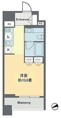 ベルファース戸越スタティオ / ワンルーム(28.00㎡) 部屋画像1