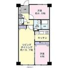 ライブオン和田 / 2LDK(61.90㎡) 部屋画像1
