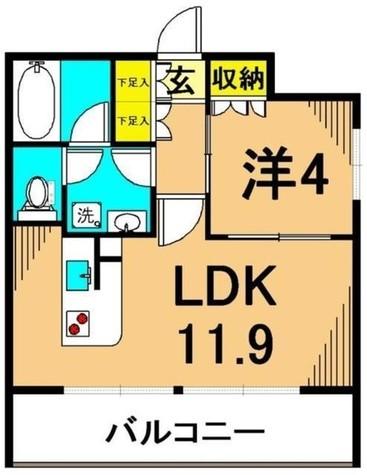 大井町 5分マンション / 105 部屋画像1