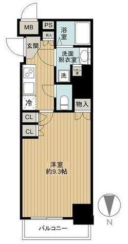 フェニックス西参道タワー / 7階 部屋画像1