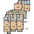 LAPiS四谷三丁目 / 1K(24.48㎡) 部屋画像1