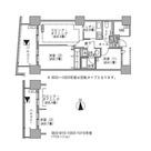 ラ・トゥール汐留 / 703 部屋画像1
