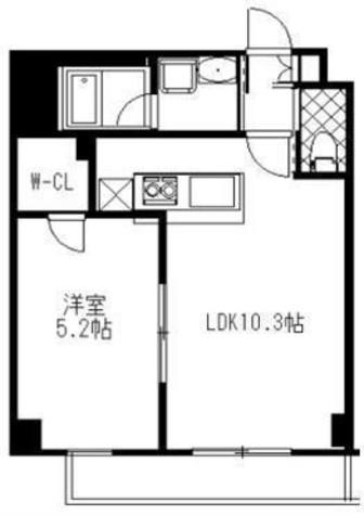 ペイザージュ本町 / 2階 部屋画像1