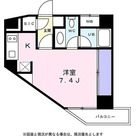 ベルファース麻布十番 / 1K(28.13㎡) 部屋画像1