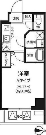 両国本所レジデンス(仮称) / 1階 部屋画像1