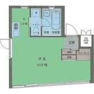 T-STYLE自由が丘(ティースタイル自由が丘) / 1R(31.44㎡) 部屋画像1