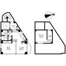 トライアングル武蔵小山 / 701 部屋画像1