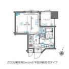 ZOOM新宿南Second / 602 部屋画像1