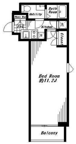 ビバリ-ホームズ代官山 / 401 部屋画像1