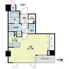 ライオンズフォーシア中野坂上 / ワンルーム(36.38㎡) 部屋画像1