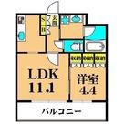 大井町 5分マンション / 304 部屋画像1