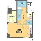 カスタリア新富町3(旧ニューシティレジデンス銀座イーストⅢ) / 1K(22.46㎡) 部屋画像1