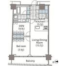 パークハビオ新宿イーストサイドタワー / 2LDK(73.72㎡) 部屋画像1